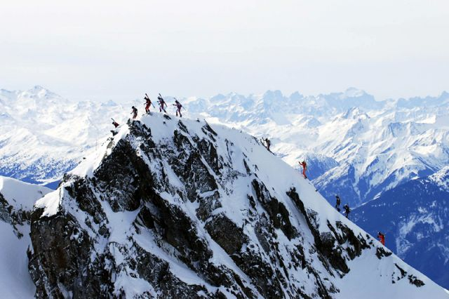 course ski alpinisme