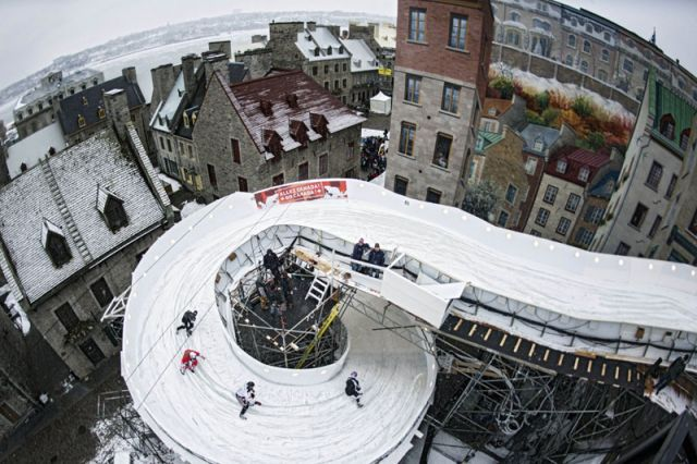 red bull crashed ice quebec city track meet