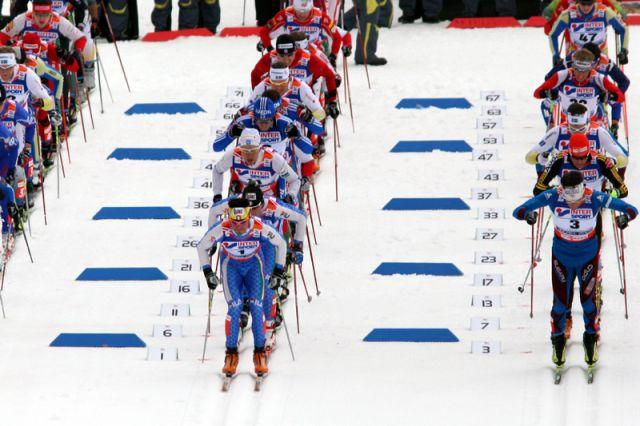 Ski de fond coupe du monde en relais beitostolen ski de fond - Coupe du jura ski de fond ...