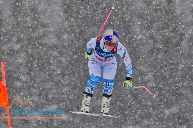 Descente dames - Are 2019 - L'Or pour Stuhec - Vonn troisième de sa dernière descente