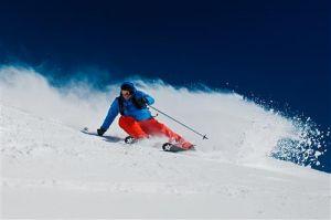 Le ski de printemps à Val d'Isère