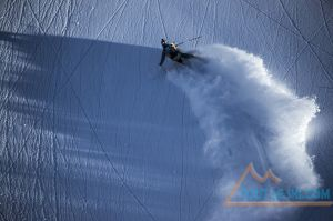 Freeride World Tour - En direct de la Champagne Powder