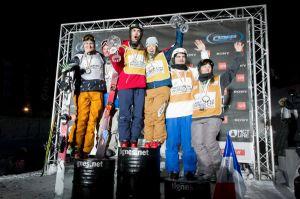 Kevin Rolland remporte le Globe de Cristal 2016 en ski halfpipe