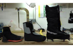 Salomon crée un système de chaussures pour l'expédition de Kilian Jornet sur l'Everest
