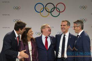 Le CIO attribue les Jeux Olympiques de 2024 à Paris et de 2028 à Los Angeles