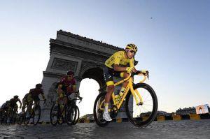 Tour de France - La Victoire de Bernal, de l'Amérique du sud avec l'aide de l'Italie