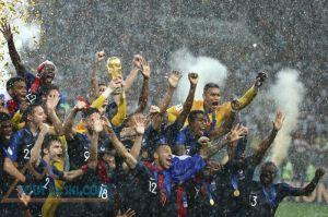RUSSIE 2018 - CHAMPION DU MONDE !