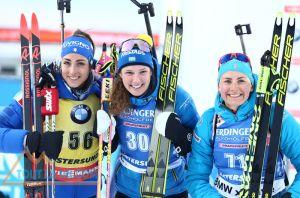 Mondiaux de biathlon - Justine Braisaz en bronze, 1ere victoire pour la Suède sur l'individuelle