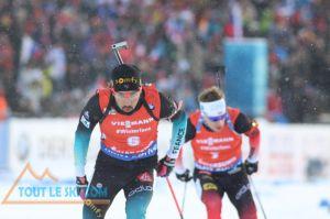 Mondiaux de biathlon à Ostersund : La surprise Pidruchnyi