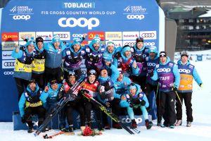 Tour de ski - Les Francais Jouve et Chanavat sur le podium
