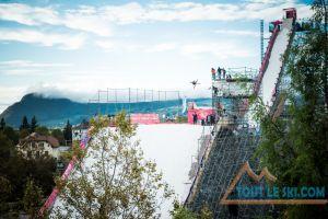 Annecy - De nouveau le Sosh Big Air les 6 et 7 octobre