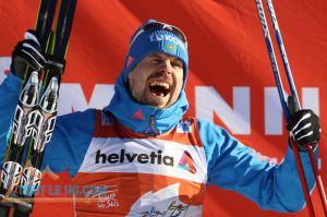 Tour de ski - Ustiugov toujours leader, Manificat 2e à Dobbiaco
