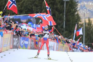 Therese Johaug remporte la 10e édition du Tour de ski