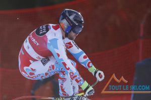 Ski alpin - Mort du descendeur David Poisson