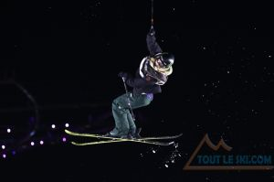 Big Air Milan - Freeski Coline Ballet Baz s'impose