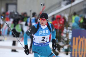 Coupe du monde de biathlon - La France 3e des relais