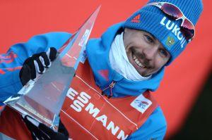 Sergey Ustiugov s'adjuge le Tour de ski sur le Cermis