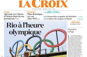 RIO 2016 - Des Jeux dans un Brésil en crise